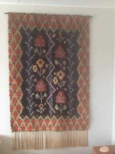 Ryijy Scandinavian Embroidery, Rya Rug, Finland, Bohemian Rug, Cottage, History, Rugs, Garden, Wall