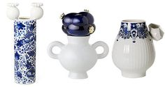 A modern interpretation designed by Marcel Wanders for Moooi and manufactured at Royal Delft