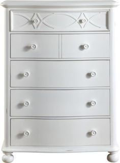 Cindy Crawford Home Seaside White Chest