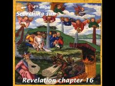 Pouring Of The 7 Bowls And Armageddon (Revelation 16:1-21)