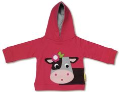 Collette the Cow SweatshirtOlive & Moss