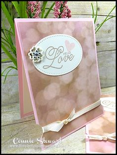 Make It In Minutes by Connie Stewart - www.SimplySimpleStamping.com