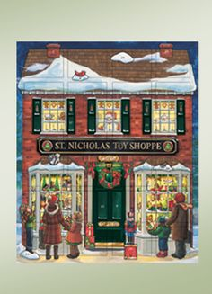"""Toy Shoppe Advent Calendar"""