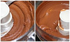 Homemade Nutella Recipe (an my reason for buying a shiny new food processor!)