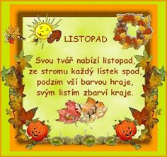 listopad Autumn, Frame, Crafts, Decor, Picture Frame, Manualidades, Decoration, Fall, Frames