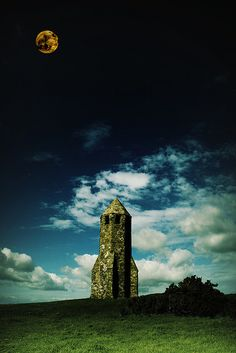 Pepperpot - Isle of Wight (St Catherine's lighthouse)
