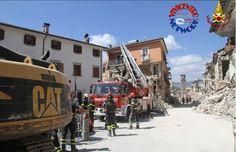 Terremoto centro Italia:  il bilancio provvisorio delle vittime sale a 281. La…