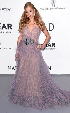 Paris Hilton from 2015 amfAR Gala: Star Arrivals at the Cannes Benefit | E! Online