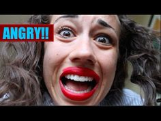 """Colleen Ballinger as """"Miranda Sings"""" - usually women are not supposed to express anger (but are expected to express all the other emotions). Miranda teaches us how to express anger! Miranda Sings Funny, Maranda Sings, Colleen Miranda, Netflix Online, Pewdiepie, Girls Be Like, Just Do It, Youtubers, Singing"""