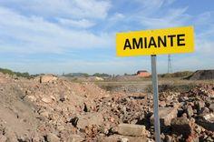 Amiante #spaque #fricheindustrielle #brownfields #remediation #rehabilitation #amiante #asbest #decharge #landfills