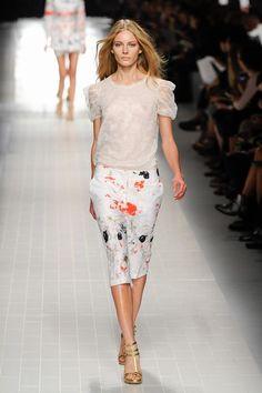 Blumarine - Milán Fashion Week Primavera Verano 2014