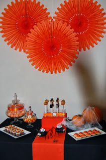 Stylish Children's Parties: My Little Halloween Party