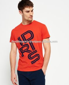 2017 High Quality Short Sleeve 100% Cotton Men Cheap T-Shirts