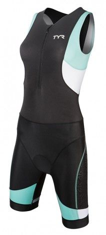 Women's Competitor Trisuit with Front Zipper - TriSuits - Triathlon - Womens M | TYR $110