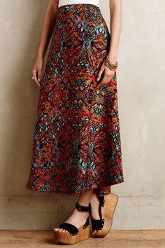 Baori Maxi Skirt