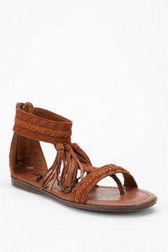 Minnetonka Tassel-Thong Sandal  #UrbanOutfitters
