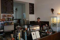 "Cafe Godshot #Berlin | Great start of the day @ ""The future urban coffee klub"""