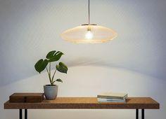 Atelier Robotiq - Fiber Pattern Lamps