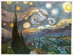Van Goh - Starry Night