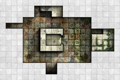 Kobold Hall - Area 4 : The Big Boss by dasomerville.deviantart.com on @DeviantArt  http://dasomerville.deviantart.com/gallery/