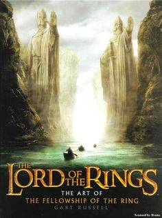 The Art of The Fellowship of The Ring, Garry Russell