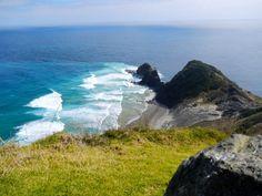My ABC's of Travel - Cape Reinga, New Zealand.