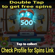 haktus free spins coin master