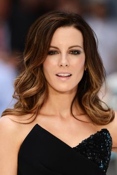 Kate Beckinsale: love her hair color!!