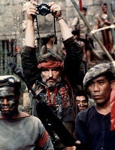 """Dennis Hopper """"Apocalypse Now"""" with Camera"""