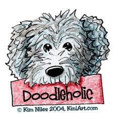 Doodleholic by KiniArt