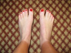 Runner's tan. | 25 Things Non-Runners Don't Get About Runners LOL!  I put self tanner lotion on my feet so I can wear sandals or flip flops & try to match my legs.