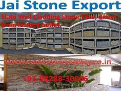 Slate Wall Cladding Stone Tiles direct from factory outlet