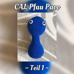 CAL, Crochet Along Pfau  #crochet #crochetpattern #häkelanleitung #nephihandmade