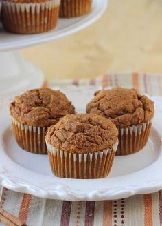 Gluten-Free Pumpkin Muffins {Dairy-Free}   Meaningful Eats