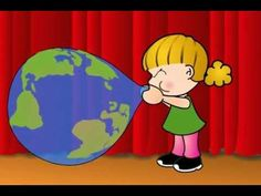 Calentamiento Global - Salvemos al Globo del Cambio Climático - YouTube - Acompaña a Cris, Rochio y Maggy en esta divertido historia animada par descubrir maneras de ayudar a cuidar nuestro planeta del cambio climático.