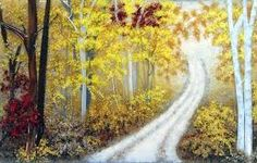 Image result for glass fusing frit paintings