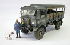 Short Sunderland, Tractor Parts, Military Diorama, Commercial Vehicle, British Army, Diesel Engine, Scale Models, Tractors, 4x4