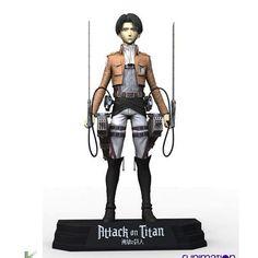 McFarlane Toys Attack on Titan: Levi Action Figure