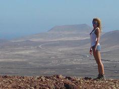 Fuerteventura ·volcán!!!!!
