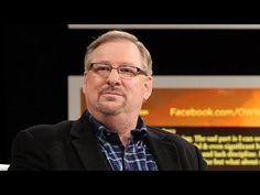 Pastor Rick Warren says there are five things that SHAPE a person: Spiritual gifts, Heart, Ability, Personality and Experiences. Find out why he believes God never wastes a hurt. Then, Pastor Rick shares his definition of humility with the Oprahs Lifeclass audience in Houston, Texas.  For more Oprahs Lifeclass visit http://www.oprah.com/Oprah...