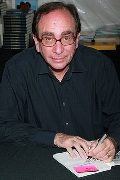 R. L. Stine is thankful for 'Dandelion Wine' by Ray Bradbury