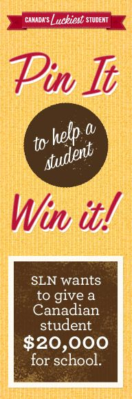 Do you know a student who needs $20,000 for school?