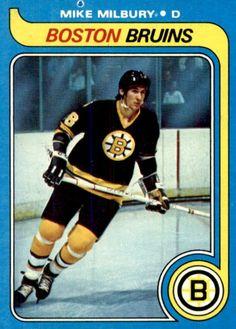 Mike Milbury 1979-80 Topps #114
