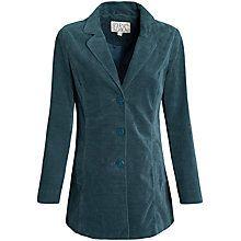Buy Seasalt Kizzie Coat, Peacock Online at johnlewis.com