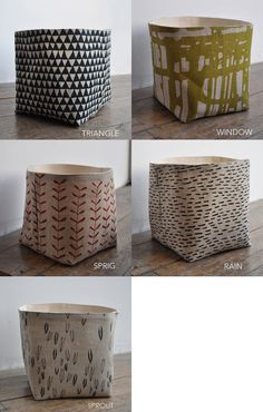 SMALL STORAGE BOX // bookhouathome // $32.00 Last ones, @Crystal Chin