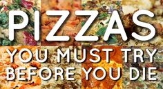 18 Pizza Joints You Must Try Before You Die