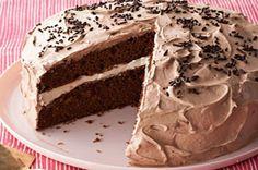 Chocolate Carrot Cake Recipe - Kraft Canada