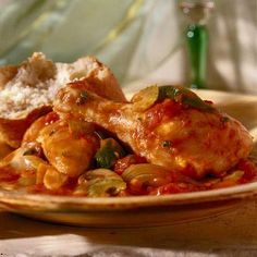 Versatile and healthy, chicken adds a wonderful dimension to the dinner table. We've provided several delectable ways to fix it so you'll never lose inspiration. Best of all, these recipes can be made in the slow cooker, so there's less work, faster cleanup, and more time to enjoy outside of the kitchen.