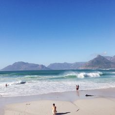 A flight crew view on Cape Town - Long Beach in Kommetjie Wale, Africa Travel, Ocean Beach, Long Beach, Cape Town, East Coast, South Africa, Travel Inspiration, Around The Worlds