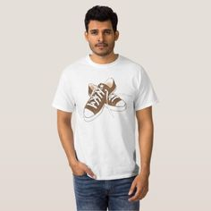 #school - #high school pen tanned T-Shirt